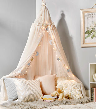 How To Make A Reading Canopy