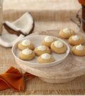 Coconut Crème Brulee Cookie