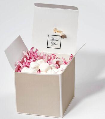 How To Make A Celebration Favor Box
