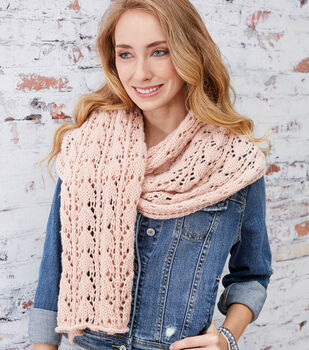 b550ec7b4 How to Make a First-Timer Knit Lace Scarf