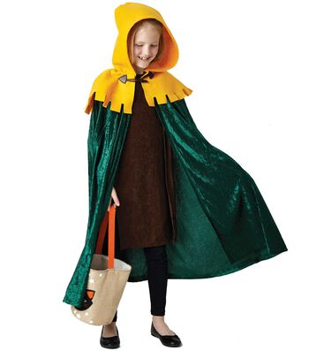 How To Make A Peter Pan Cape Costume