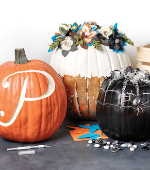 How To Make A Creative Pumpkin Decor