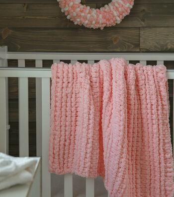 How To Make a Peach Ridge Baby Blanket