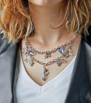 How To Make a Charm Necklace