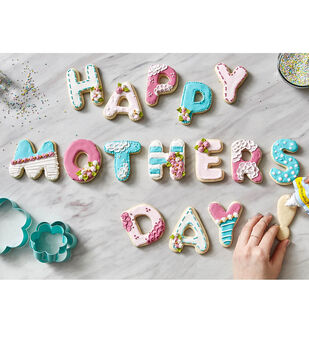 How To Make Mother's Day Sugar Cookies