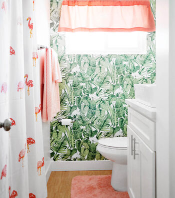 How To Make A Dyed Kitchen Café Curtains
