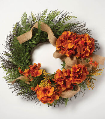 How To Make Fall Wreaths