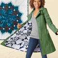 How To Make A Quilted Coat Lining