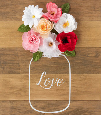 How To Make a Love Wood Sign