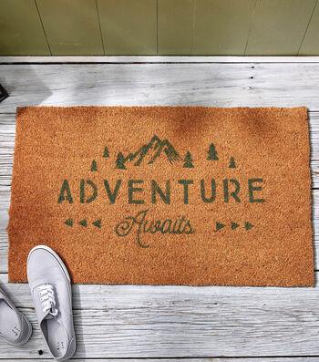 How To Make a Adventure Doormat