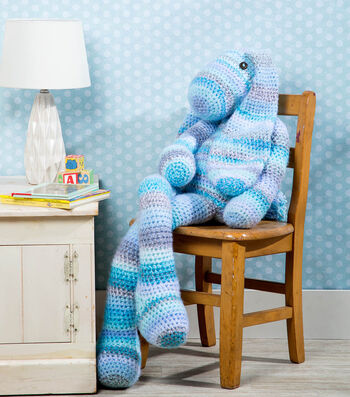Crochet George The Giant Bunny