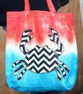 Fab Crab Tote Bag