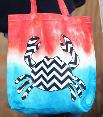 How To Make A Fab Crab Tote Bag