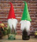 Holiday Bottle Top Gnomes