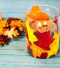 Leaves of Fall Vase