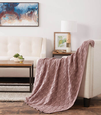 How To Make a Calico Collection Stack up Blocks Knit Blanket