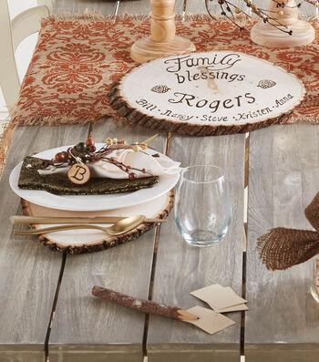 Fall Wood Trivets Plaques