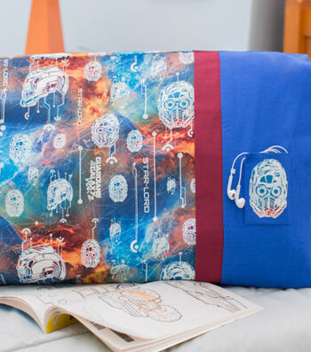 Sew A Guardian of the Galaxy Body Size Pillowcase