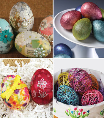 Easter Egg Ideas!