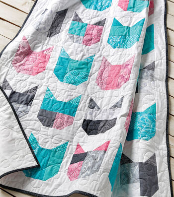 How To Make A Cat Quilt