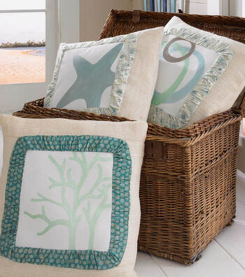 Seascape Pillows