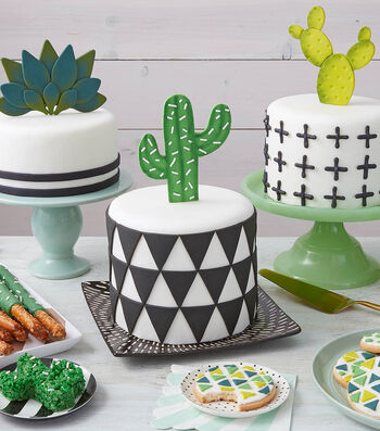 How To Bake For A Cacti Party