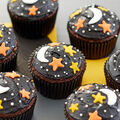 How To Make Candy Melt Night Sky Toppers