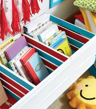 How To Make a School Spirit Book Case