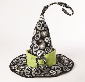 Glow In The Dark Witch Hat