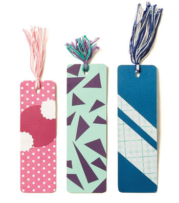 How To Make a Paper Book Marks