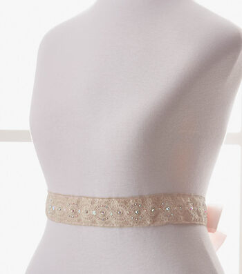How To Make A Wedding Belt