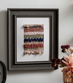 How To Make A Yarn Canvas Loom