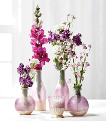 How To Make Painted Vases for Centerpieces