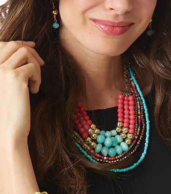 How To Make Mixed Media Layered Jewelry