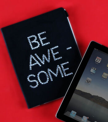 How To Make a Be Awesome Crystal Tablet