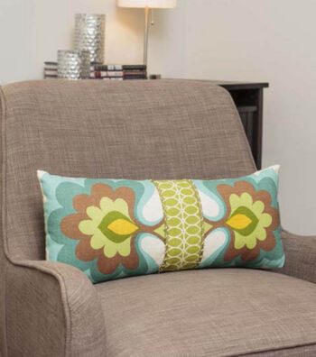 3 Piece Patchwork Pillow