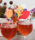 How To Make Fall Harvest Drink Stirrers