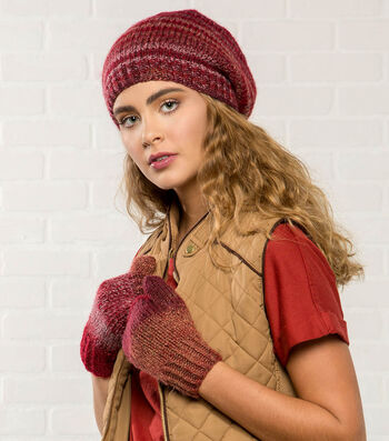 How To Make A Convertible Mitts And Hat Set