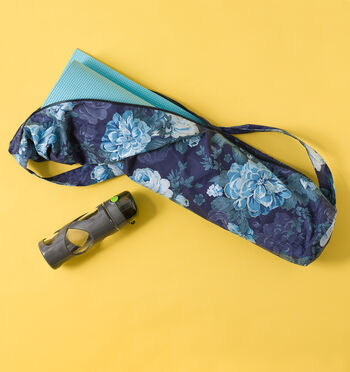 How to Sew a Yoga Mat Holder