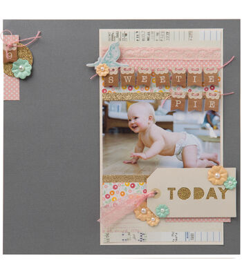 Sweetie Pie Layout