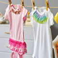 How To Make Lace Trimmed Baby Onesies