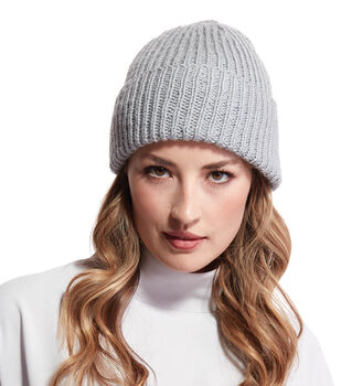 How To Make A Ribbed Knit Beanie