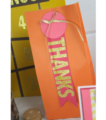 Child's Birthday Party Paper Party Bag
