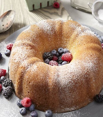 Learn To Bake Classic Pound Cake