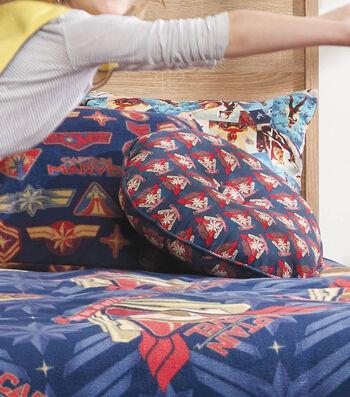 How To Make Fleece Shape Pillows