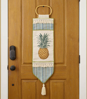 How to Make A Square By Design® Door Hanging