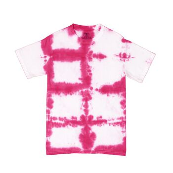 Tie Dye Folding Tie Dye Technique T-shirt