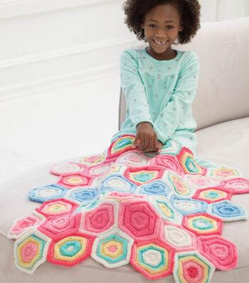 Confetti Color Blanket