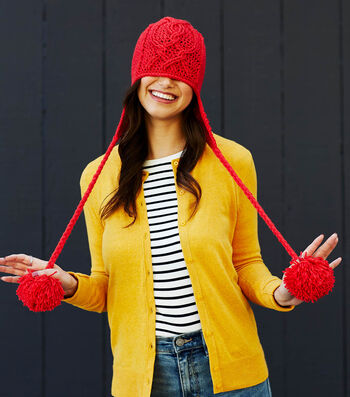 How To Crochet An Entwined Chic Cable Hat
