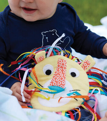 How To Make A Lion Sensory Toy